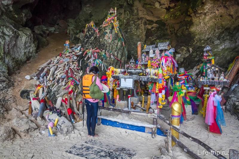 Пещера с фаллосами или Phranang Yai