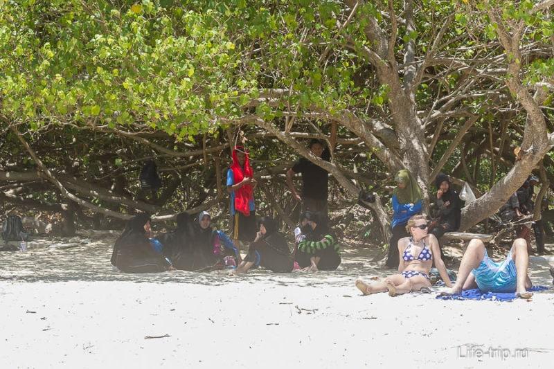 Никогда не понимал в чем кайф, быть на пляже и сгорать от жары