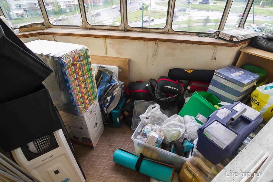 534a9ebd1497 Вещи забирают не только пространство, но и в конечном итоге время