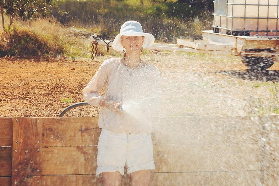 Волонтерство в Австралии на ферме