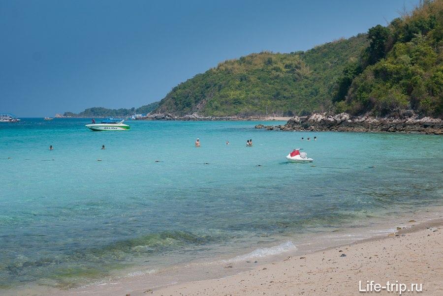 Пляж Тонгланг — Thong Lang Beach
