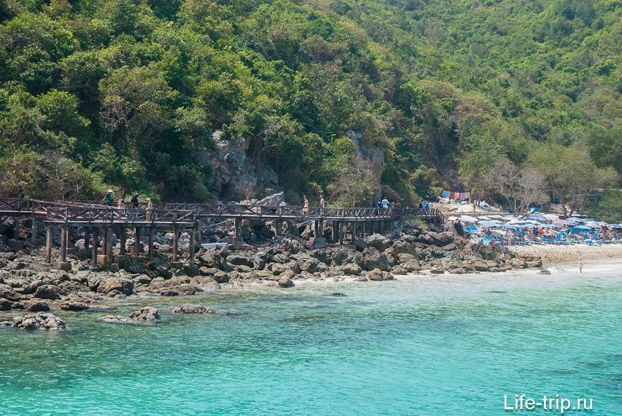 Пляж Санг Ван — Sang Wan Beach