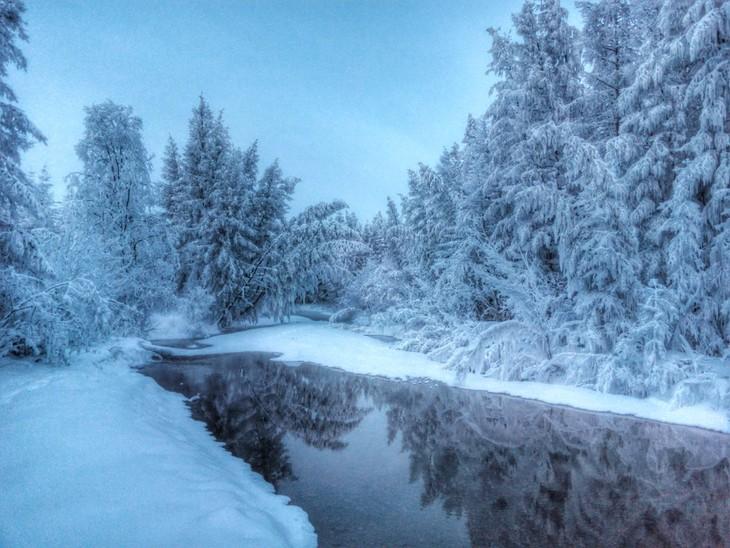 33 факта об Оймяконе, или как живут на Полюсе Холода