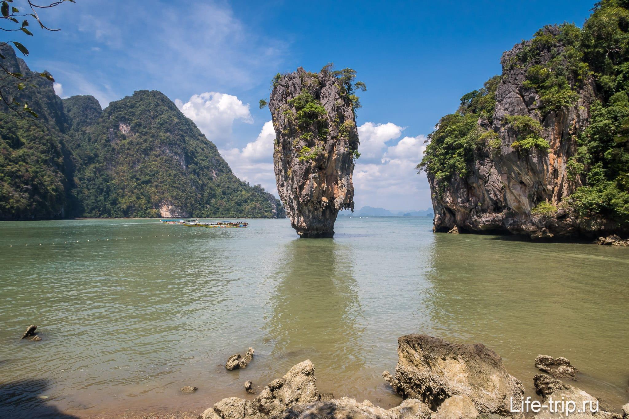 Остров Бонда, Таиланд