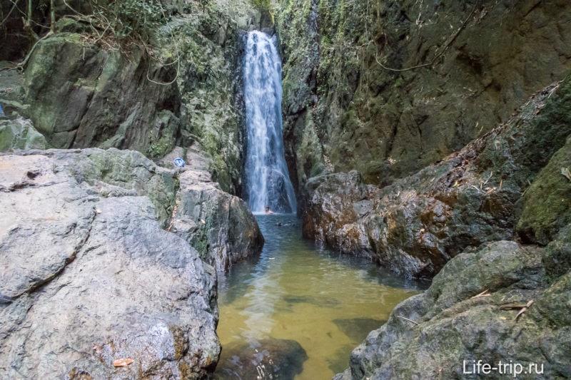 Водопад Банг Пэ на Пхукете