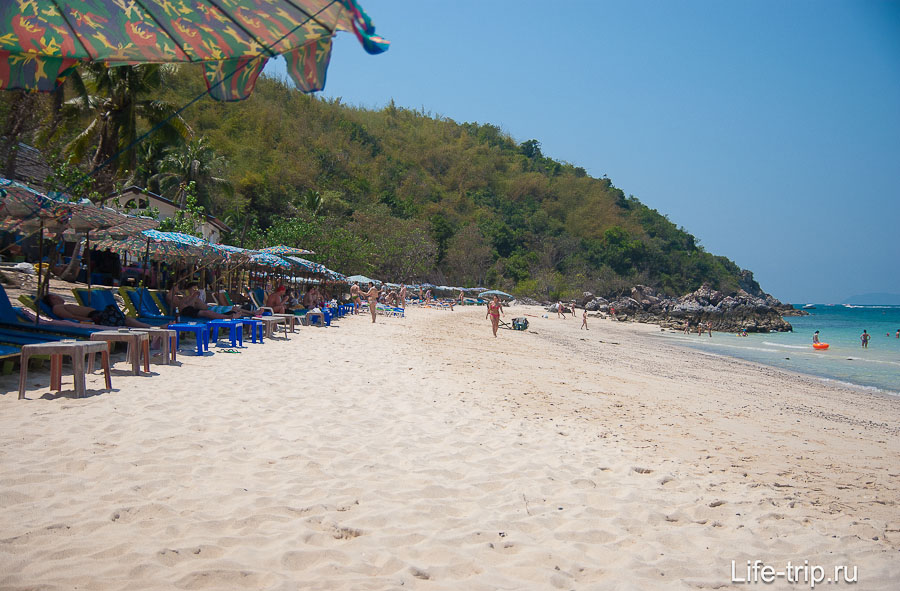 Пляж Тай Яй — Ta-Yai Beach