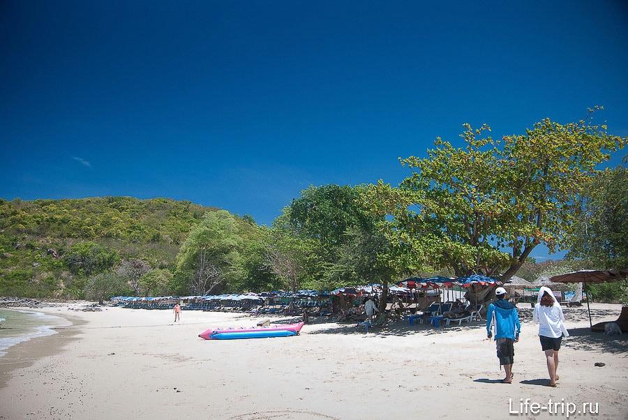 Пляж Нуал, Наул или Обезьяний — Nuan, Nual, Naul, Monkey Beach