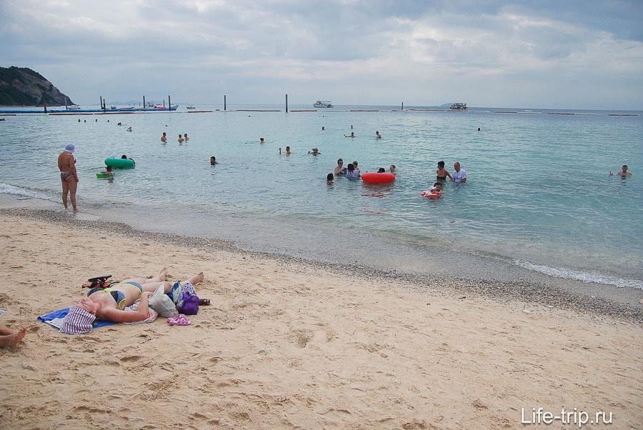 Пляж Саме — Samae Beach