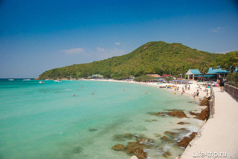 Пляж Тьен — Tien Beach