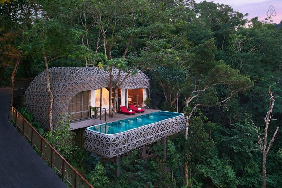 ТОП 12 необычного жилья в Таиланде через Airbnb