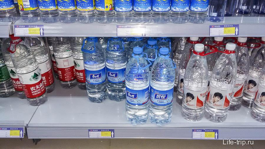 Мы брали по 1.5 литра, так как пятилитровки чуть ли не дороже