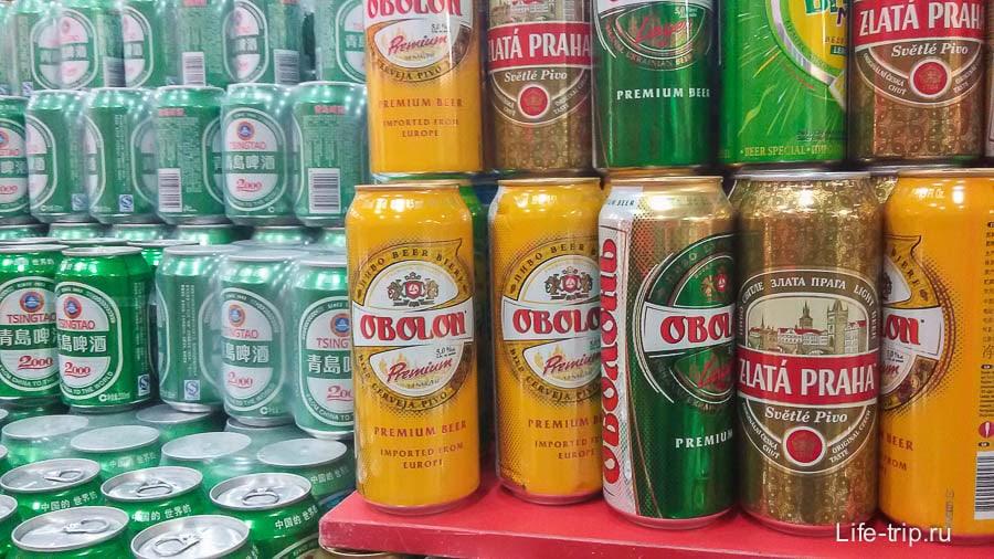 Пиво с знакомым названием