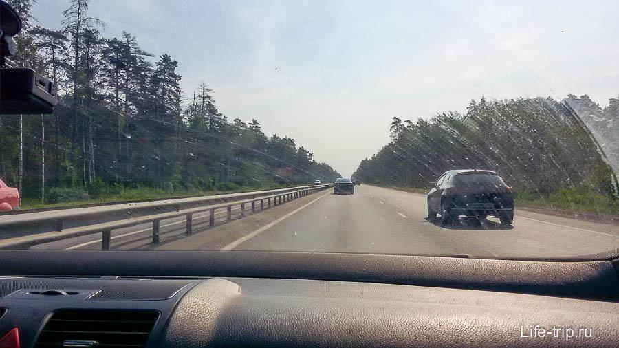 На машине в Нижний Новгород (BlaBlaCar)