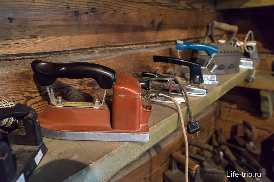 Современные электрические утюги