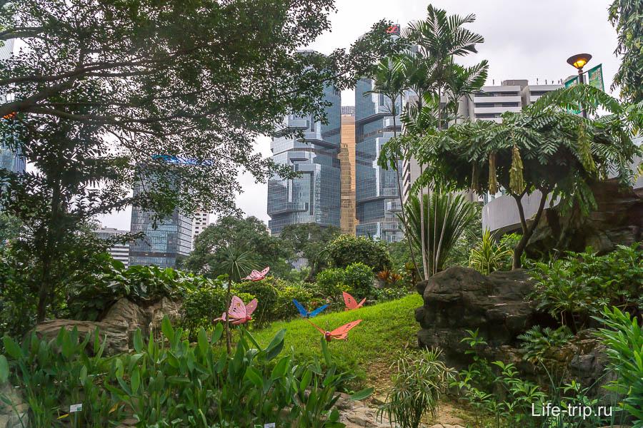 Парк Гонконг
