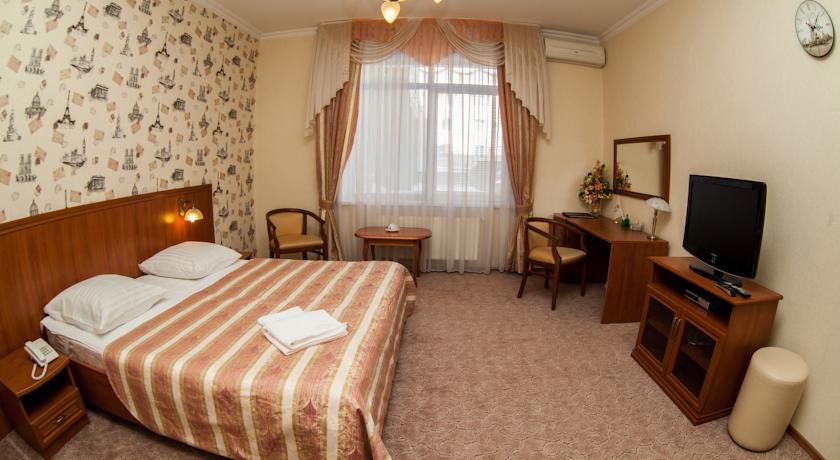 Где остановиться в Нижнем Новгороде - недорогие отели и хостелы