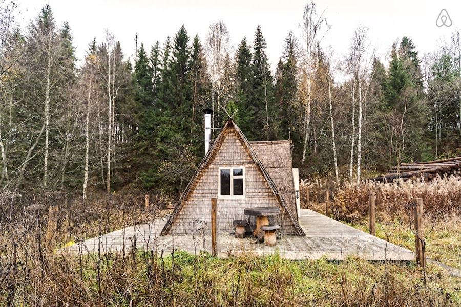 Как снять загородный дом на выходные в Подмосковье - моя подборка