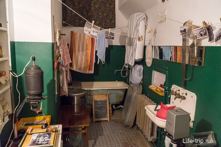 Музей Арт коммуналка в Коломне - кто хочет обратно в СССР?