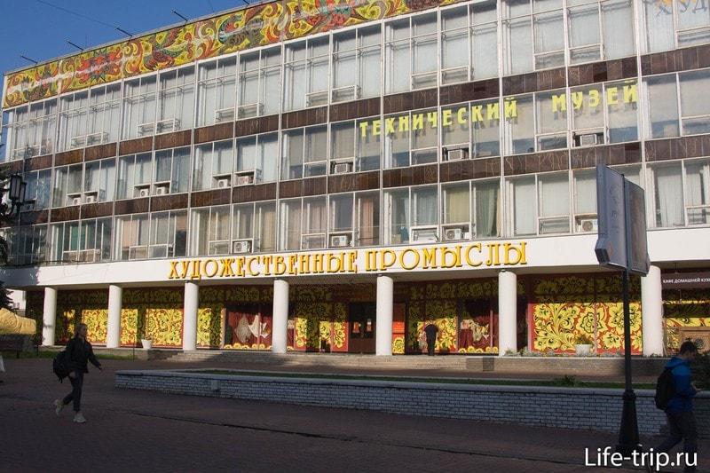 Достопримечательности Нижнего Новгорода  — мой ТОП 27 интересных мест