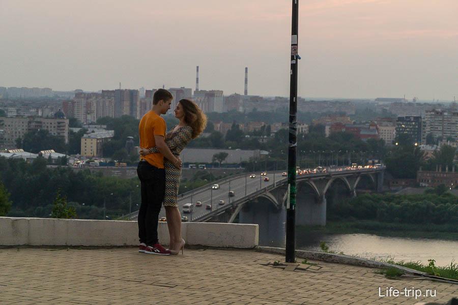 Романтичные нижегородцы