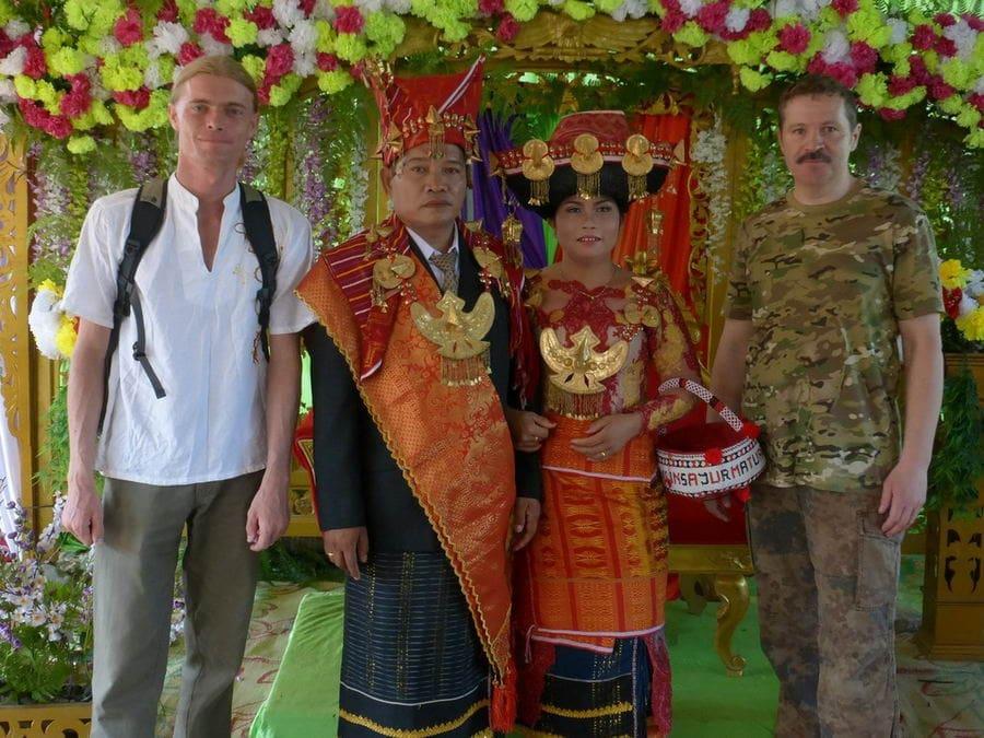 Мой дебют на Суматре - единственный клиент