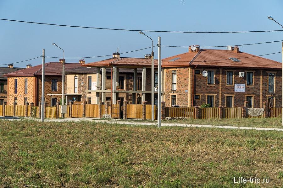 Квартира в Витязево