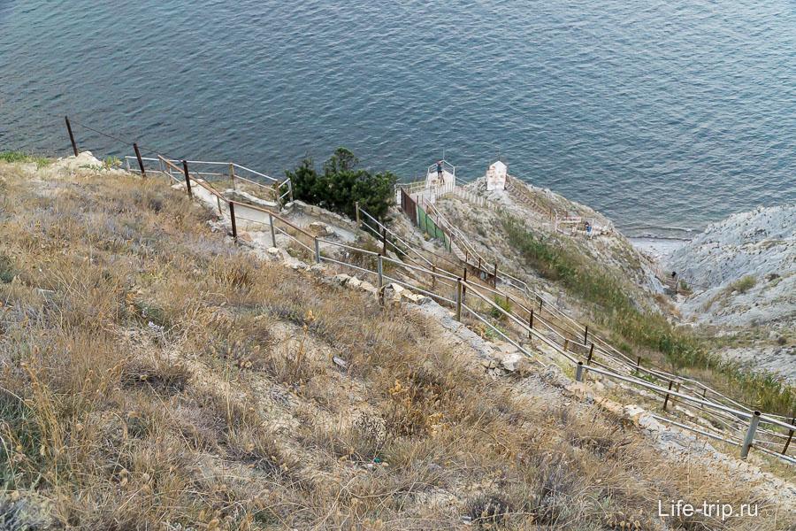 Лестница 873 ступени