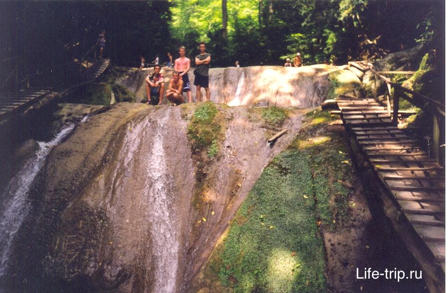 33 водопада, 2000 год