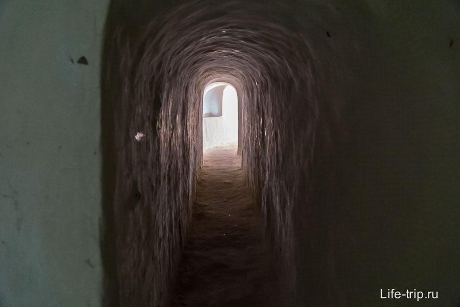 Подземный крестный ход
