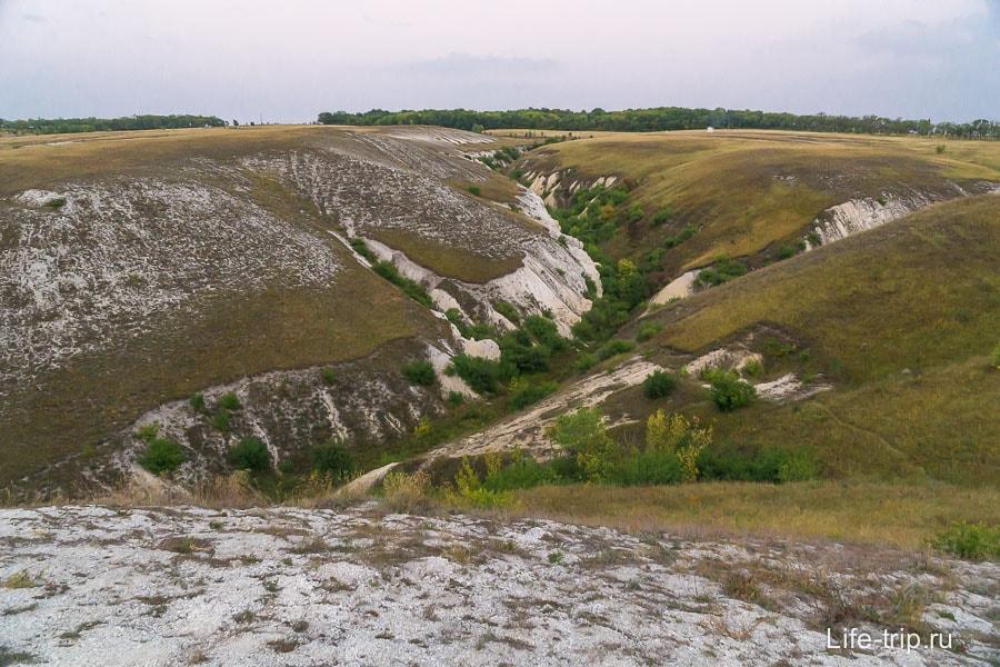 Большой каньон в Дивногорье