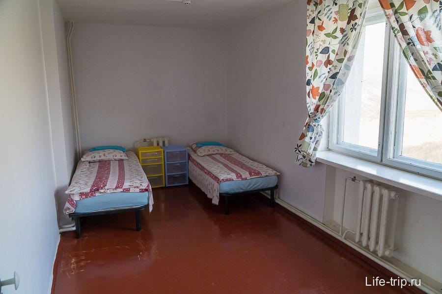 Такая же комната, но на двух человек