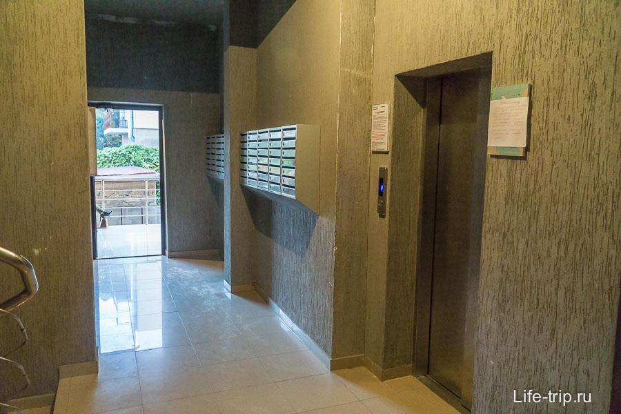Лифт, который ездит только по карточкам, 600 руб/мес