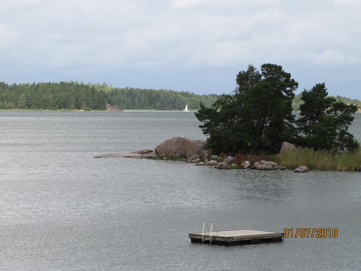 Весьма типичная финская картина