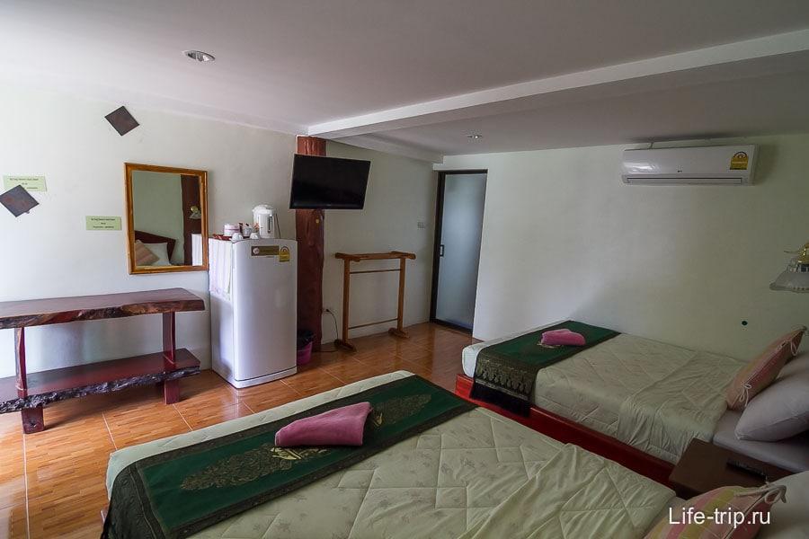 Отель на Най Янг Бич на Пхукете