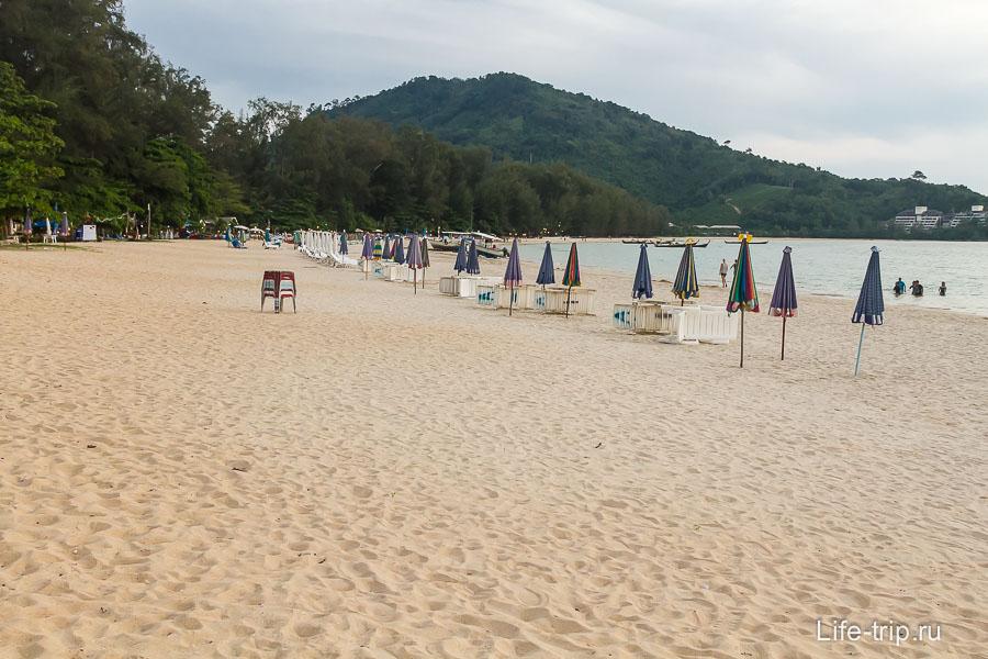 Пляж Най Янг Бич