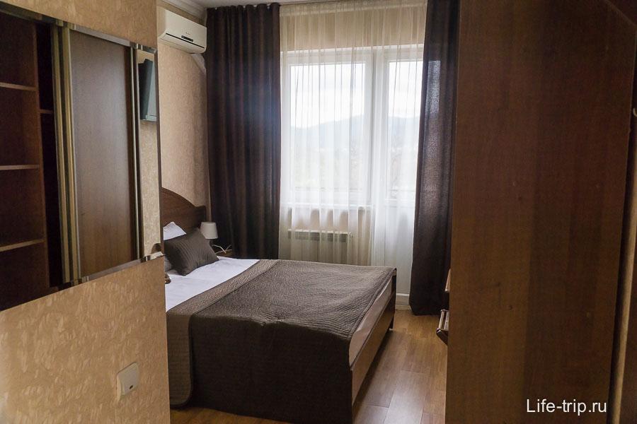 Отель Амиго в Туапсе