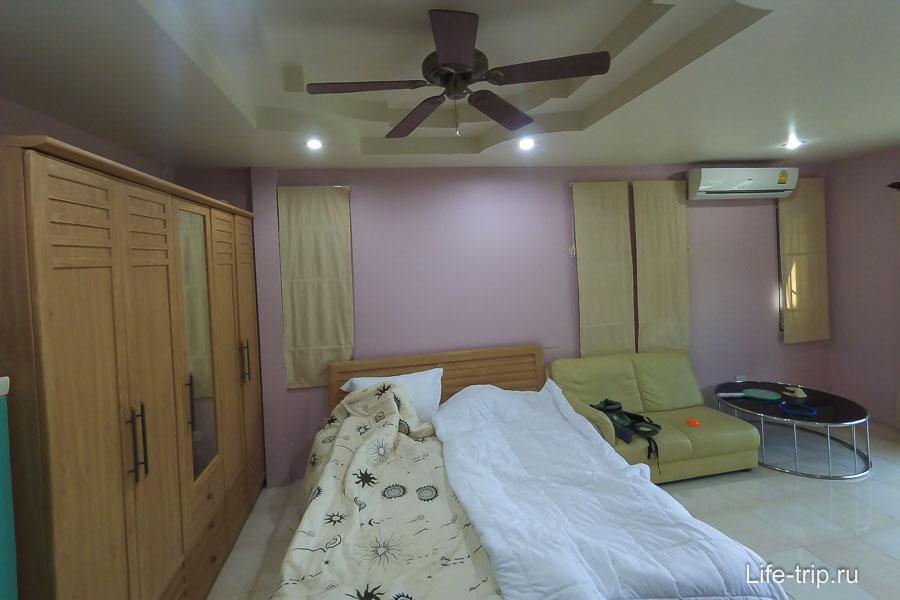 Вторая спальня основная
