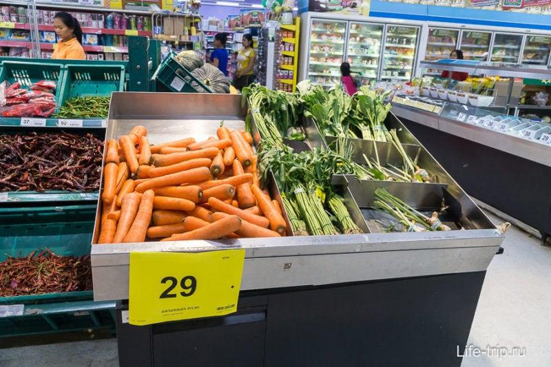 Морковь, цена за 1 кг