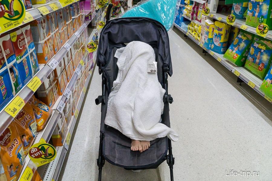 Егор прячется от кондеев