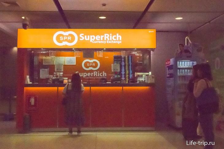 Аэропорт Бангкока Суварнабхуми и как добираться до центра города