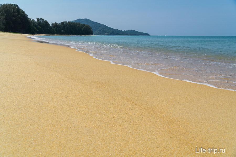 Пляж Май Као и сам тоже неплохой