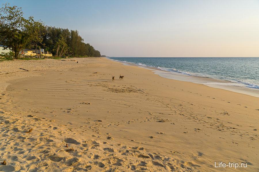 Безлюдные пляжи Тай Муанга