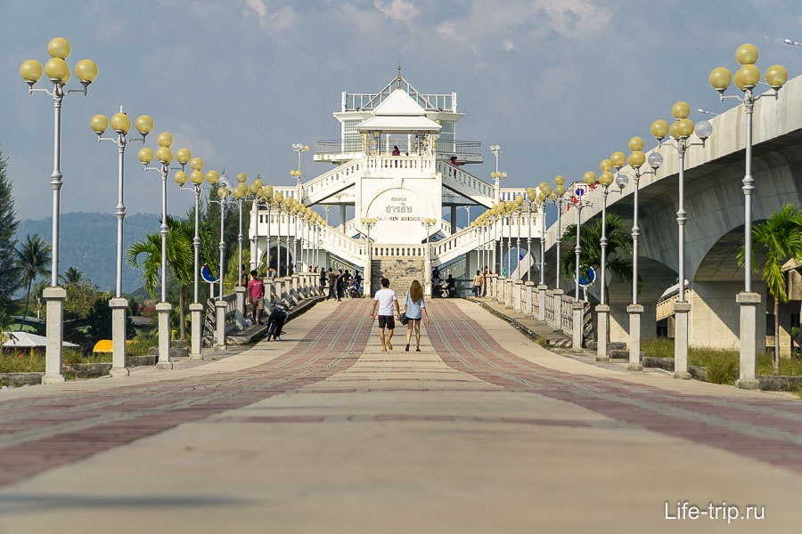 Мост Сарасин - Sarasin bridge