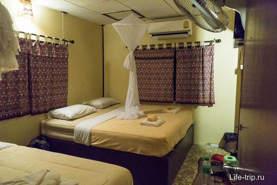 Отель в Као Соке - Treehouse Resort