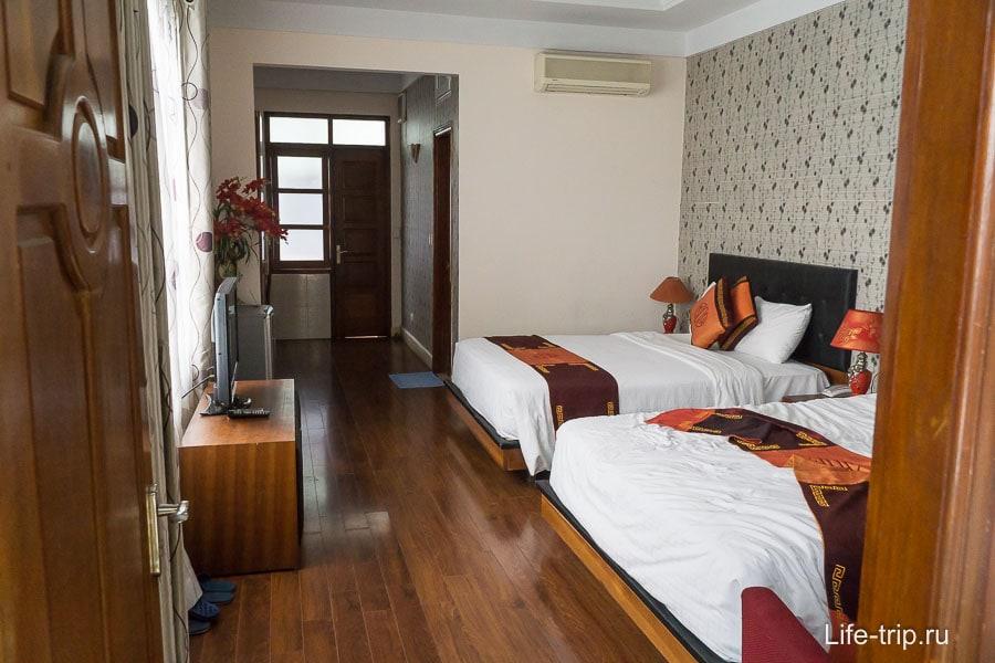 Отель в Ханое в центре города