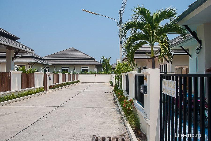 Лучше покупать дом в отгороженном поселке