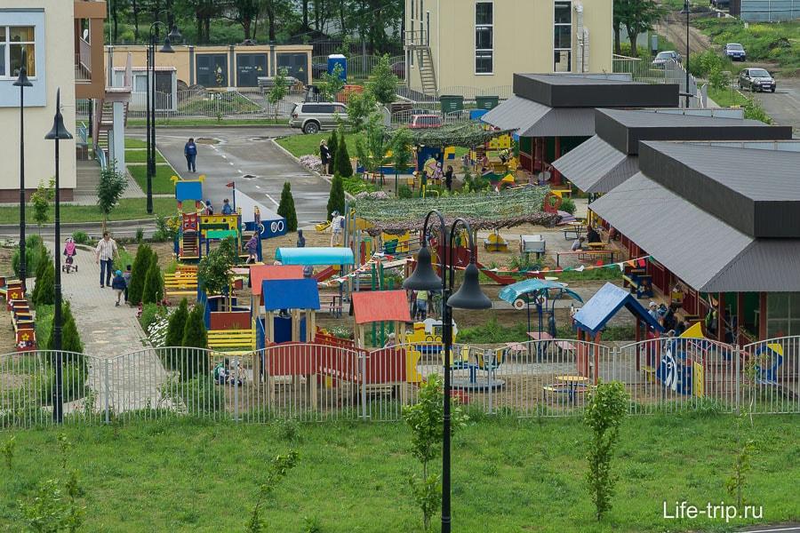 Как я понял, это муниципальный детский садик