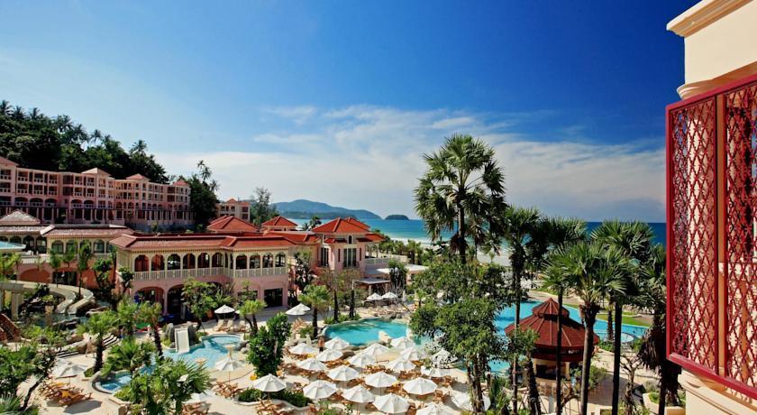Отели Пхукета с собственным пляжем - лучшие по рейтингу
