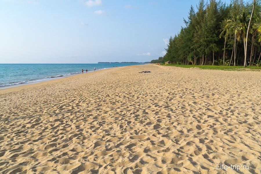 Пляж Кхук Кхак