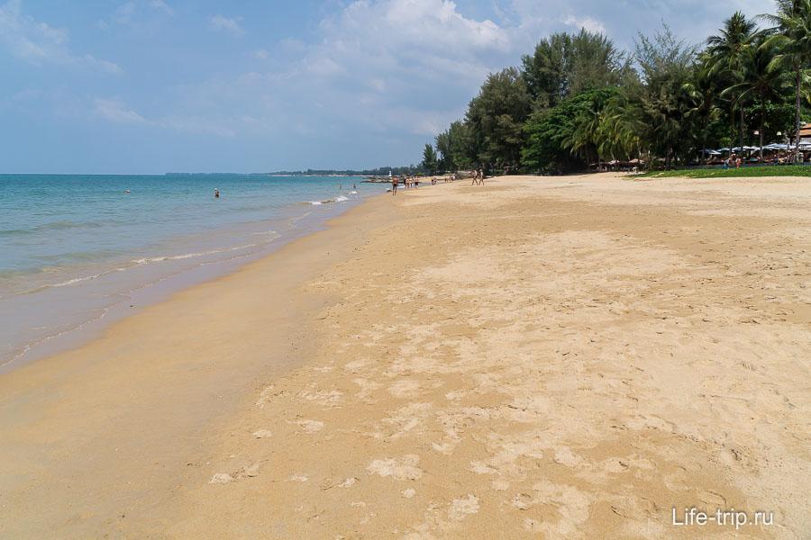 Пляж Сансет